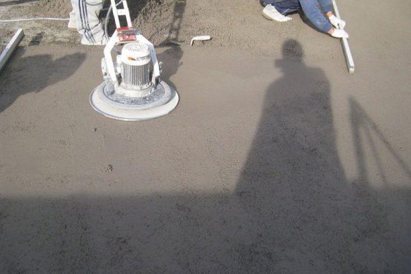 Rifiniture Pavimento per Impermeabilizzazione